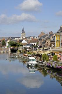 Stadtviertel Saint Leu