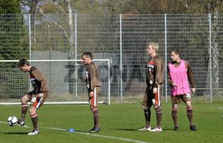 FC St.Pauli Training