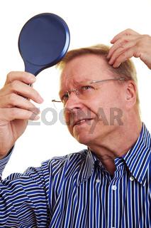 Probleme mit den Haaren