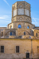 Part Of The Cathedral, Valencia, Spain