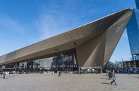 Railway Station Rotterdam