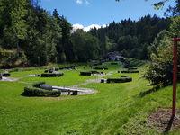 Minigolfplatz, Bad Schwalbach, Deutschland