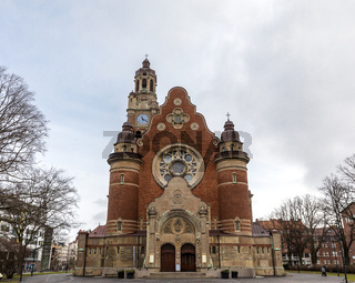 Malmo St Johannes Church