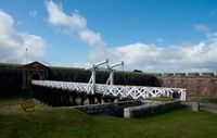 Fort George entry
