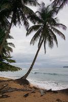 Praia Inhame, Sao Tome and Principe, Afrika