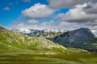 Landschaft in Jotunheimen-38