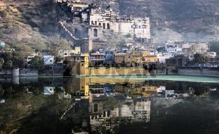 Garh Palace in Bundi, Indien