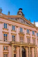Primatialpalais in der Altstadt von Bratislava