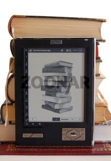 ein eBook Lesegerät