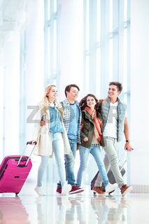 Traveling students