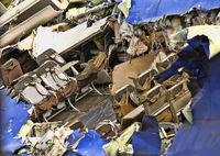 destroyed plane