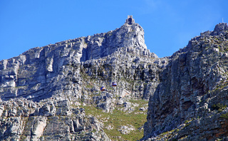 Am Tafelberg, Kapstadt, Südafrika - at Table Mountain, Cape Town, South Africa