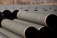 new gas piplines for Nord stream project