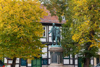 historische Altstadt von Quedlinburg