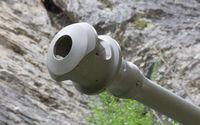 WW2 tank close-up