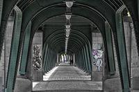 Hochbahnkonstruktion Berlin
