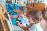 Little painters