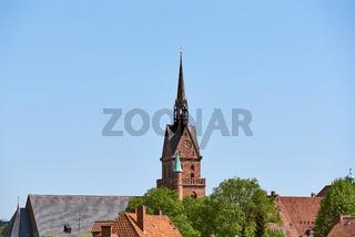 Propsteikirche Herz Jesu, Lübeck, Deutschland