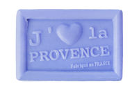 Lavender soap made in France I love Provence