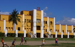 Moncadakaserne,Santiago de Cuba