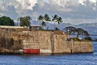 Fort St. Louis, Fort de France, Martinique, West Indies