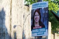 Wahlwerbung - OB-Wahl Freiburg 2018
