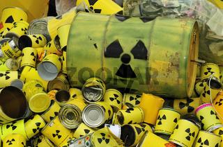 Anti-Atomkraft-Demo in Berlin