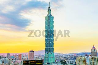 Taipei 101 building