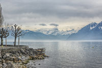Lausanne Genfer See