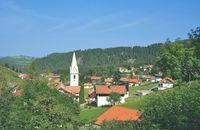 die Exklave Jungholz in Tirol,Oesterreich