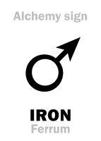 Alchemy: IRON (Ferrum)
