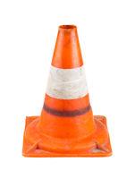 Road traffic cone