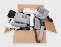 Corded phones consign to the past concept.