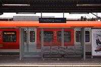 Bahnhof Friedberg Hessen