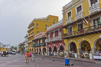 Cartagena, Street Viiew, Colombia