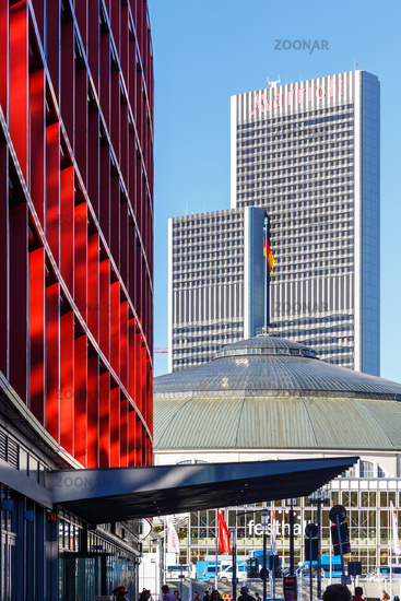 Frankfurt am Main, Messe.