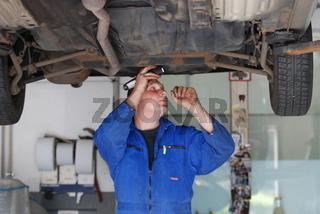 Autowerkstatt