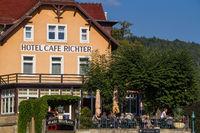 Hotel Cafe Richter Wehlen