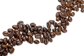 coffee beans string