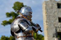 medieval armor knight