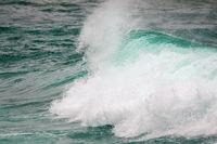 Wellen auf Hawaii