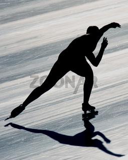 Eisschnelllauf-Typical
