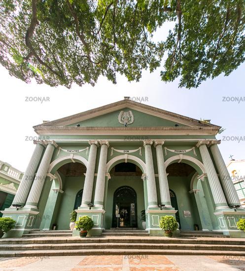 Dom Pedro V Theatre Macau