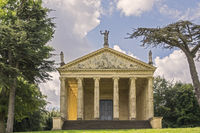 Temple Of Concord and Victory Stowe gardens UK