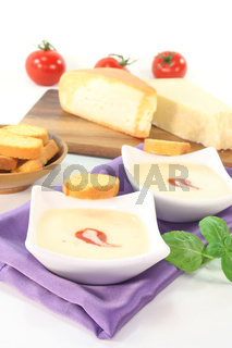 Käsesuppe