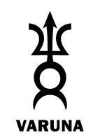 Astrology: planetoid VARUNA