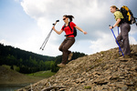 hiking women