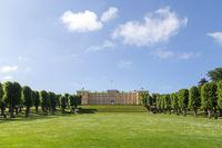 Frederiksberg Castle in Frederiksberg, Denmark