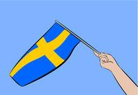 13032018-FlagHandSweden.eps