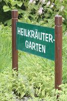Heilkräutergarten